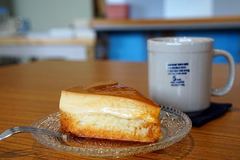 [花蓮壽豐]進來吧咖啡廳-KONO手沖咖啡 焦糖布丁蛋糕好好吃喔~ @跳躍的宅男