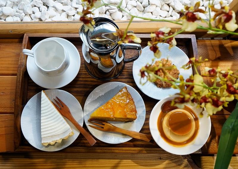 [花蓮市美食]三美堂-濃濃日式風格老房,焦糖布丁我好喜歡,咖啡和甜點都很好吃唷 @跳躍的宅男
