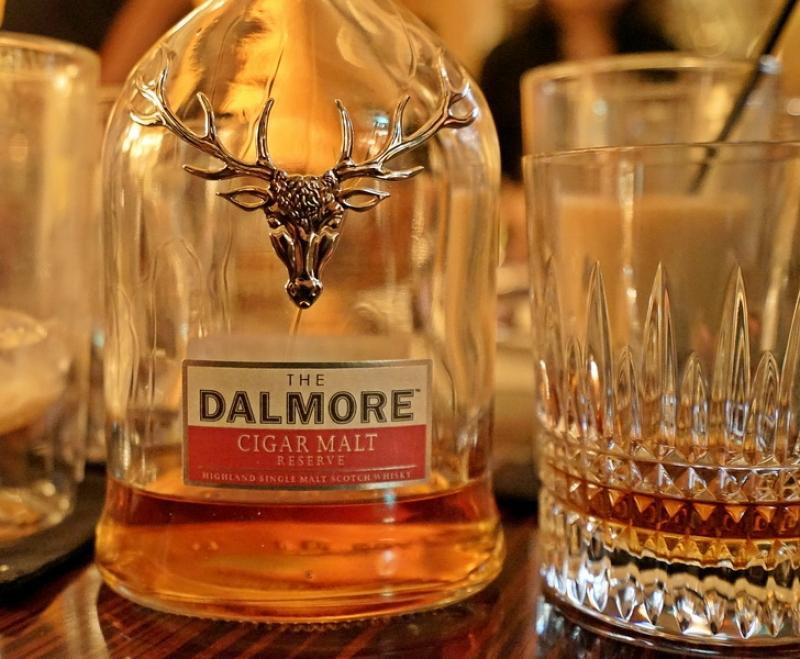 DALMORE大摩雪茄三桶蘇格蘭單一純麥威士忌 @跳躍的宅男