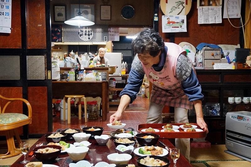 【日本福島】農泊若草物語-感受溫暖日本濃厚人情味讓旅行更加溫馨 親切的民宿媽媽 好吃的家庭料理 體驗農家生活 @跳躍的宅男