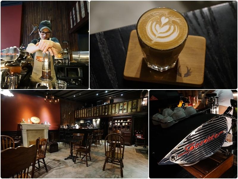 [花蓮咖啡廳]無設限咖啡-英式古典風格 享受悠閒時光 夜晚更顯質感 @跳躍的宅男