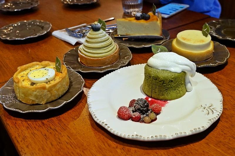 今日熱門文章:[花蓮甜點]露蕾芙洋菓子 Pâtisserie Le rêve
