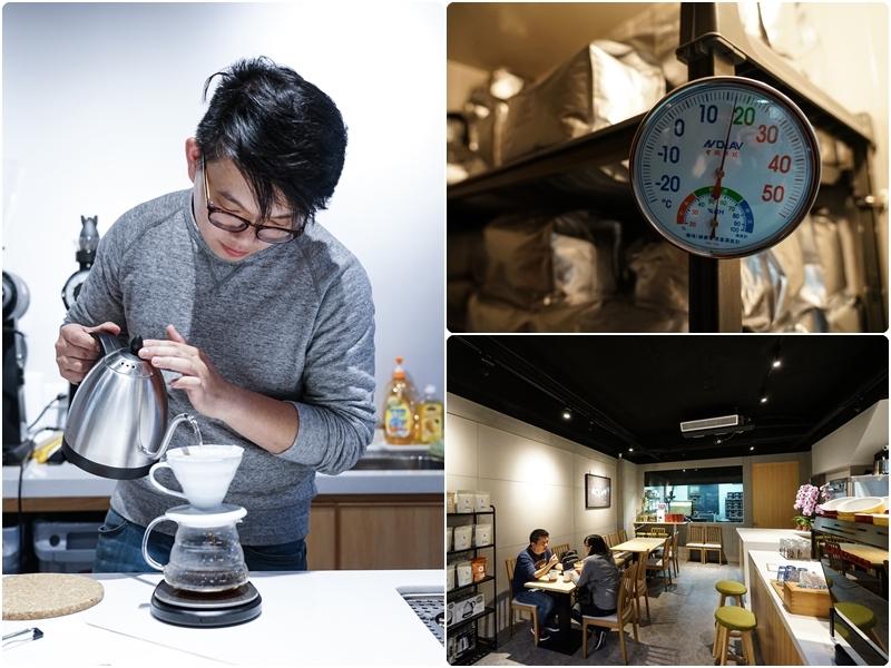 [花蓮咖啡廳]CABRA COFFEE -自家烘焙咖啡豆 還有咖啡生豆販售 @跳躍的宅男