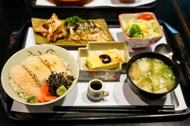 [花蓮美食]芝麻開門日式洋食堂-平日商業午餐200元C/P值好高 一次可以吃到他們拿手菜ㄟ 花蓮市美食推薦! @跳躍的宅男