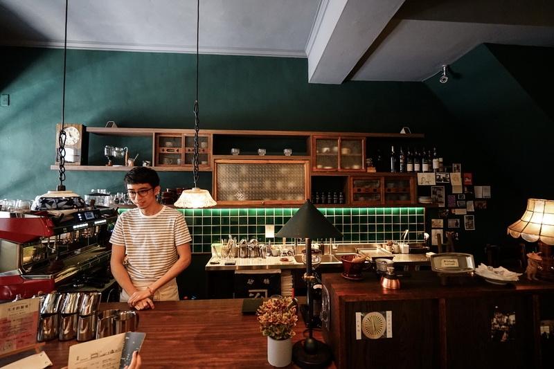 [台北捷運北門站]幻猻家珈琲-不只是老宅咖啡廳 甜點推薦 大稻珵迪化街 @跳躍的宅男
