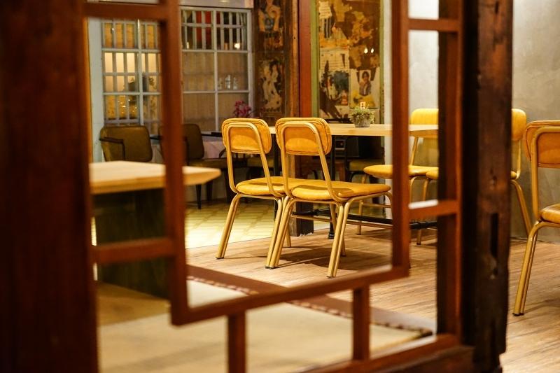 [花蓮美食]平行時空小茶室-老房 簡餐 下午茶 茶舖 @跳躍的宅男