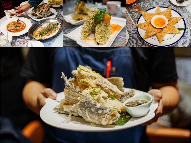 [花蓮泰式料理推薦]香茅廚房泰式料理-手工醬料濃厚又特殊  還有提供單人套餐 花蓮美食 @跳躍的宅男