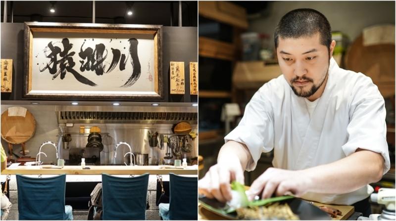 [花蓮市美食推薦]猿羽川料理環島計畫-初嘗北海道時不知鮭魚 花蓮頂級日本料理 每一口都吃的到廚師用心 列為我的花蓮口袋名單 @跳躍的宅男
