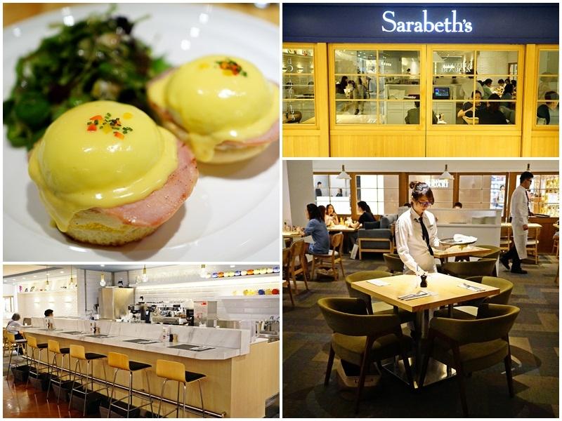 [台北捷運忠孝敦化站]Sarabeth's 紐約甜食名店 被譽為紐約早午餐女王 來台灣開分店摟!! @跳躍的宅男
